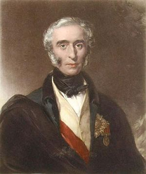 William Nott - Sir William Nott by J. Deffet Francis