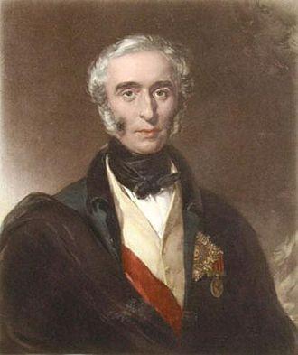 William Nott - Sir William Nott by J. Deffet Francis