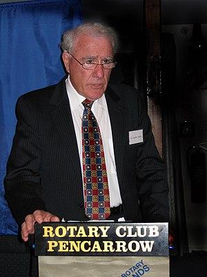 Sir Geoffrey Palmer