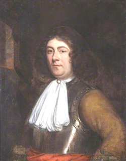 John Chichester (d.1669) English politician