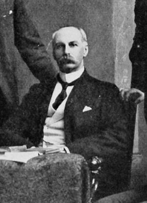 Arthur Upton Fanshawe - Sir Arthur Upton Fanshawe in 1898