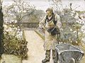 Sir Hubert von Herkomer - The old gardener.jpg