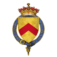 Sir Hugh de Stafford, 2nd Earl of Stafford, KG.png