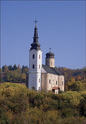 Šišatovac - Serbian Orthodox monastery