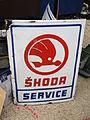 Skoda Service sign (Foto Hilarmont).JPG