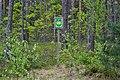 Skulyn Kovelskyi Volynska-Sosnova dacha nature monument-guard board.jpg