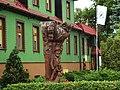Skwierzyna - rzeźba przed budynkiem nadleśnictwa - panoramio.jpg