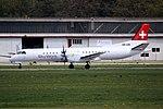 SkyWork Airlines Saab 2000 HB-IZB (33228496724).jpg