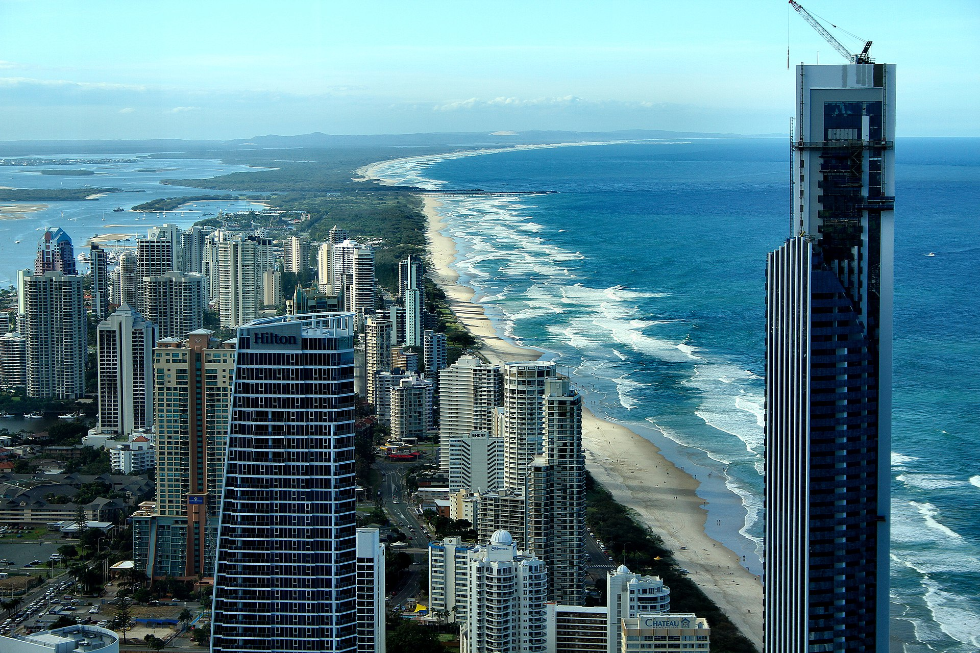 List Of Tallest Buildings On The Gold Coast Wikipedia