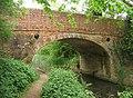 Slade's Bridge - Basingstoke Canal - geograph.org.uk - 1670957.jpg