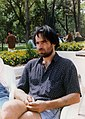 Slobodan Custic u Nisu - Filmski susreti krajem 90-ih.jpg