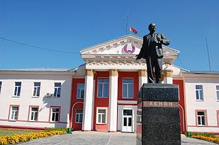 Smalyavichy,  Minsk, Belarus