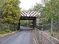 Small Railway Bridge at Kennishead (geograph 3722512).jpg
