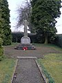 Snarestone War Memorial - geograph.org.uk - 1755782.jpg