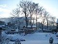 Snow Scene in Alnmouth, near Beech Lodge B^B - panoramio.jpg