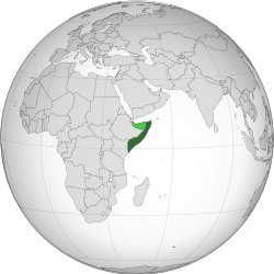 Location de Somalia