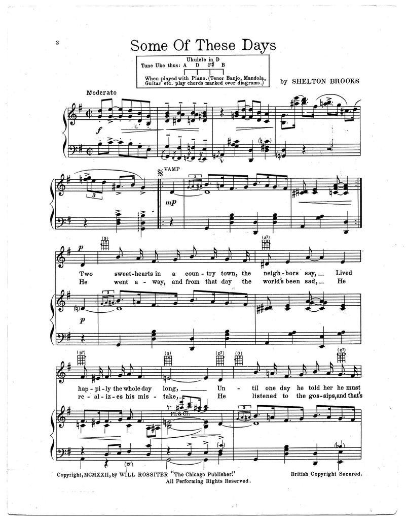 Free pdf popular piano sheet music