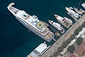 Some yachts in the port of Hvar, Croatia. Which one would be the most expensive? (10759040396).jpg