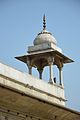South-west Pillared Canopy - Diwan-i-Khas - Red Fort - Delhi 2014-05-13 3302.JPG