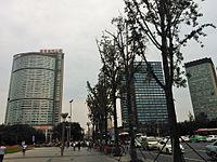 South Renmin Road, Chengdu