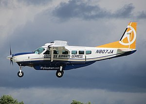Southern Airways Express - Southern Airways Express Cessna Caravan