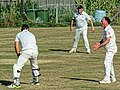 Southwater CC v. Chichester Priory Park CC at Southwater, West Sussex, England 049.jpg