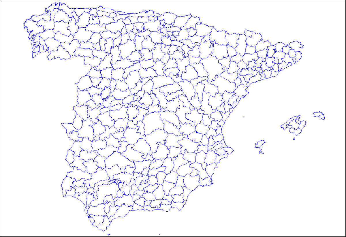 Comarcas of Spain  Wikipedia
