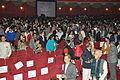 Spectators - Science Exploration Hall Foundation Stone Laying Ceremony of Science City and Azad Bhavan Inauguration of MAKAIAS Function - Science City Auditorium - Kolkata 2010-01-16 4186.JPG