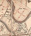 100px spreestadt 1882 situationsplan von berlin