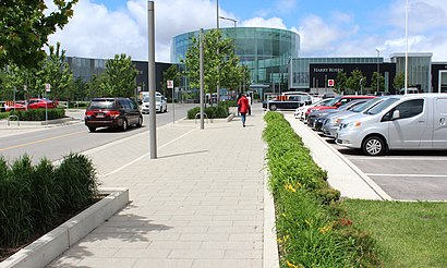 How to get to Square One Shopping Centre with public transit - About the place