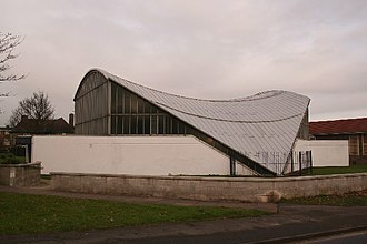1963 in architecture - Image: St.John the Baptist's church, Ermine, Lincoln geograph.org.uk 93723