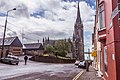 St. Colman's Cathedral is a Roman Catholic Cathedral located in Cobh, Ireland (7163934871).jpg