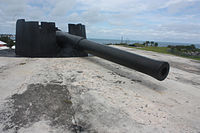 St. David's Battery (or the Examination Battery), St. David's, Bermuda in 2011