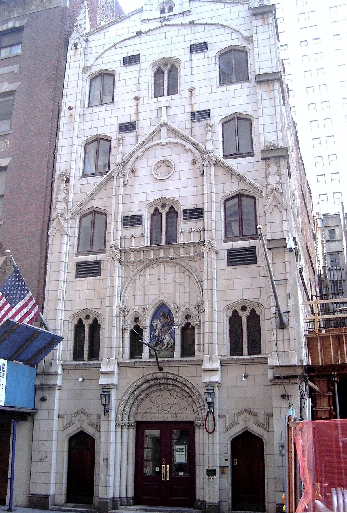 St. Georges Syrian Catholic Church - Wikipedia
