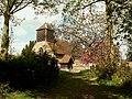 St. Leonard's church, Wixoe, Suffolk - geograph.org.uk - 167841.jpg