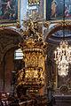 St. Pölten Dom Kanzel 01.JPG