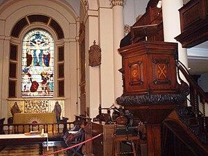 St Botolph-without-Bishopsgate - Image: St Botolph without Bishopsgate 3