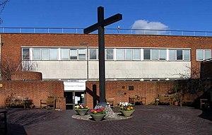 St George's Interdenominational Chapel, Heathrow Airport - The chapel
