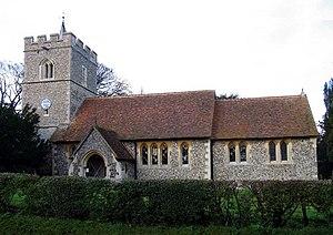 Wyddial - St Giles, Wyddial