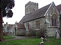 St Mary's Church, Motcombe - geograph.org.uk - 323537.jpg
