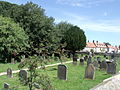 St Mary's Church Burnham Westgate - Burnham Market - gravestones.jpg