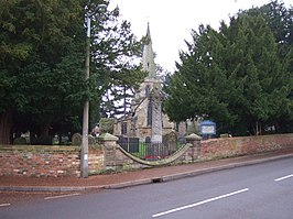 St Marys Church,Denby - geograph.org.uk - 298615.jpg