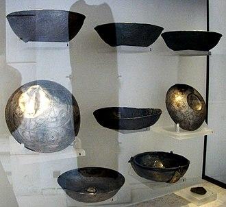 St Ninian's Isle Treasure - Bowls