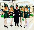 St Patricks Day models (26986458428).jpg