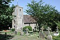 St Peter and St Paul, Temple Ewell, Kent - geograph.org.uk - 325563.jpg