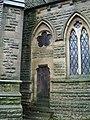 St Saviour's Church, Bacup, Doorway - geograph.org.uk - 701642.jpg