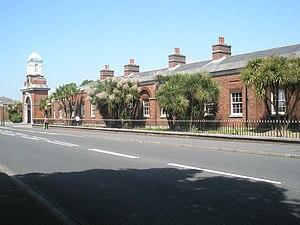 Gosport - Image: St Vincent's College geograph.org.uk 1327446