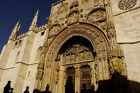 2e3dae4dc0c Iglesia de Santa María (Aranda de Duero) - Wikipedia