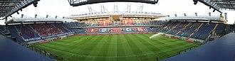 Wisła Kraków - Image: Stadion Wisly Krakow