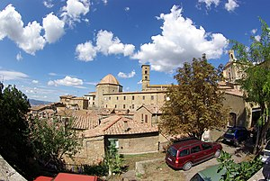 Fullmetal Alchemist (film) - Filming was spotted in June 2016 in the Italian town of Volterra